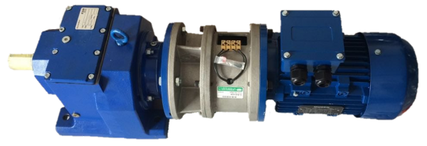 Helical Gear Electric Motor