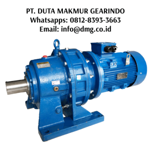 Jual Cycloid Gear Motor