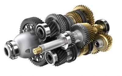 Distributor Helical Gear
